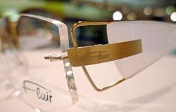 エルサイトウのメガネ