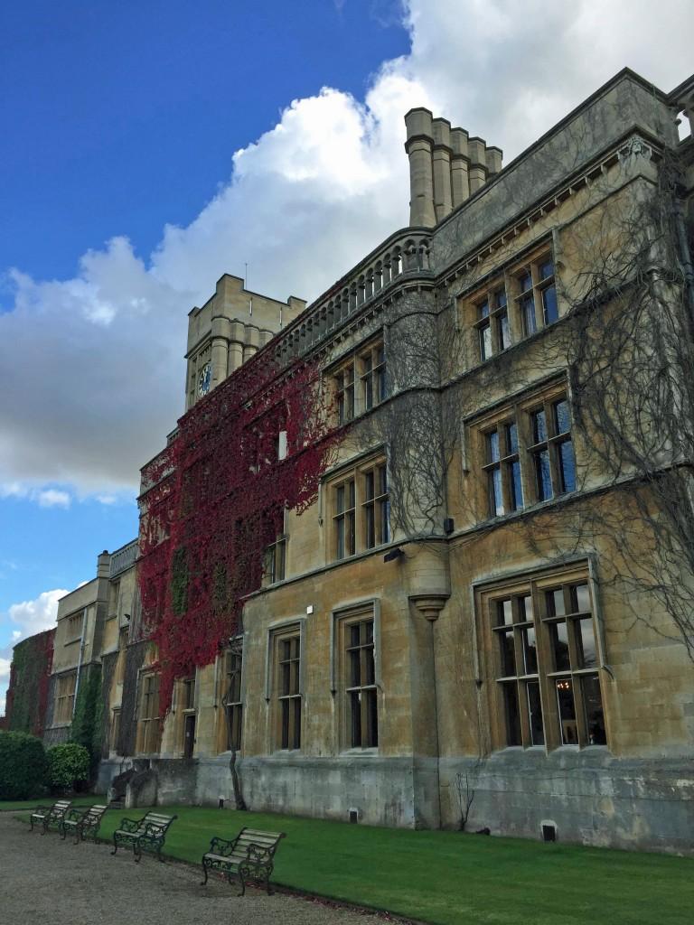 イギリスあれこれ No.3 イギリス貴族の館 田舎スタイル