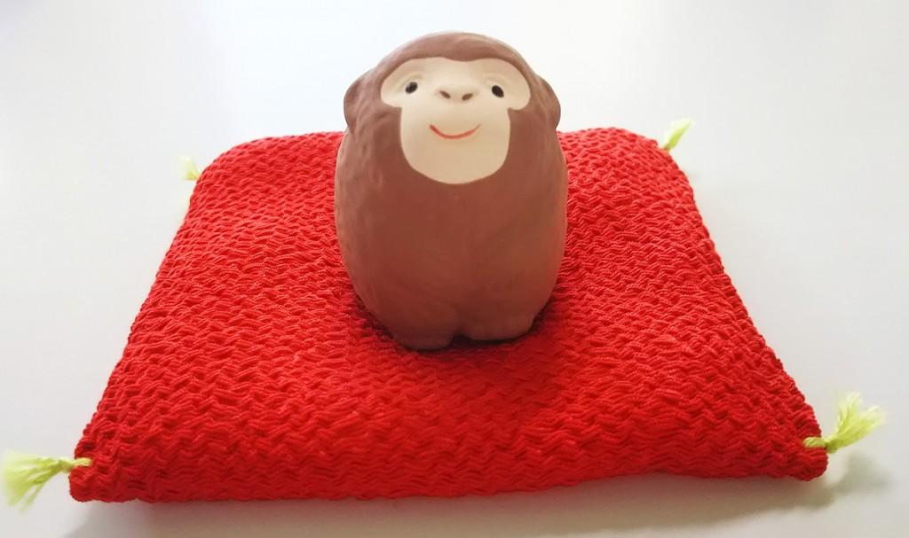 お猿さん 02
